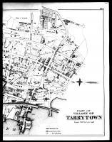 North Tarrytown and Tarrytown 1 Right, Westchester County 1881