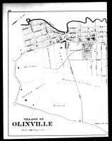 Olinville and Wakefield Left, Westchester County 1881