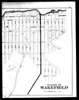 Olinville and Wakefield Right, Westchester County 1881