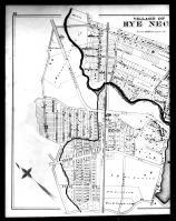 Rye Neck and Mamaroneck Left, Westchester County 1881