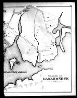 Rye Neck and Mamaroneck Right, Westchester County 1881
