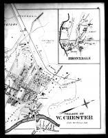 Unionport, West Chester and Bronxdale Right, Westchester County 1881