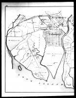 West Chester Township, Schuylerville, Unionport and West Chester Left, Westchester County 1881