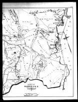 Yonkers - Wards 3 and 4 Right, Tuckahoe and Bronxville, Westchester County 1881