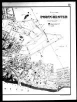 Port Chester - Right, Westchester County 1893