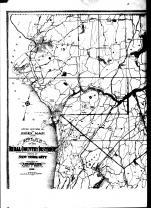 Index Map - Above Left, Westchester County 1908