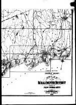 Index Map - Below Right, Westchester County 1908