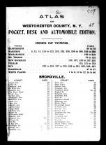 Index 001, Westchester County 1914 Vol 1 Microfilm