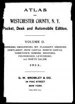 Title Page, Westchester County 1914 Vol 2 Microfilm