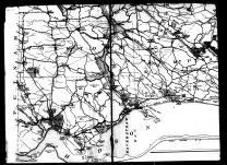 Westchester County Map - Below Left, Westchester County 1914 Vol 2 Microfilm