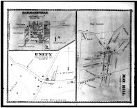 Eckmansville, Unity, May Hill, Adams County 1880