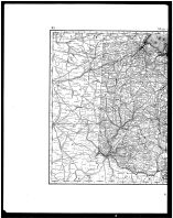 Ohio State Map Left, Adams County 1880