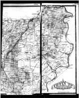Tiffin Township - Right, Adams County 1880
