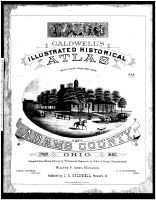 Title Page, Adams County 1880