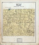 Clay Township, St. Johns, Auglaize County 1880