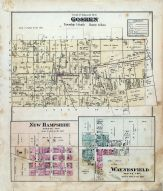 Goshen, New Hampshire, Waynesfield, Auglaize County 1880