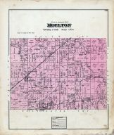 Moulton Township, Glynwood, Auglaize County 1880