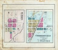 St. Johns, Cridersville, Auglaize County 1880