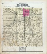 St. Marys Township, Auglaize County 1880