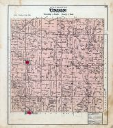 Union Township, St. Johns, Uniopolis, Auglaize County 1880