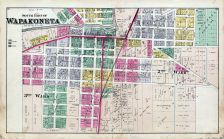 Wapakoneta - South, Auglaize County 1880
