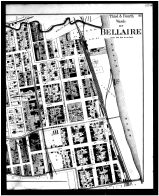 Bellaire 3, Barton Station - Right, Belmont County 1888