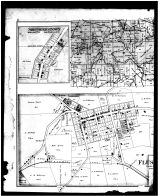 Flushing Township, Shepherdstown, Rock Hill, Sewellsville, Holoway - Left, Belmont County 1888