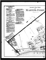 Martins Ferry 2 - Left, Belmont County 1888