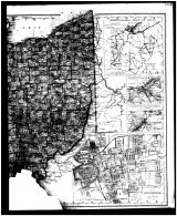 Ohip Map - Right, Belmont County 1888