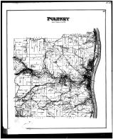 Pultney Township, Bellaire, West Wheeling, Quincy, Florence, Georgetown, Belmont County 1888