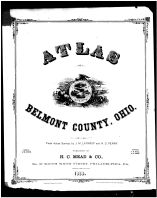 Title Page, Belmont County 1888
