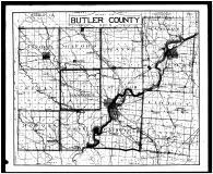 Butler County 1885 Ohio Historical Atlas