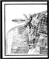 Middletown - Northeast and Central Left, Butler County 1888