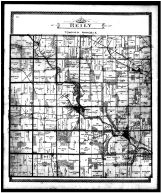 Reily Township, Woods Sta., Ogleton Sta., Bunker Hill, Peoria, Philanthropy, St. Charles, Scipio, Butler County 1888