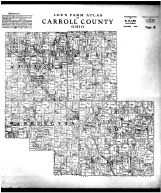 Augusta, East, Washington and Fox Townships, Carroll County 1915