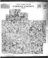 Center, Union, Lee, Perry and Loudon Townships, Carroll County 1915