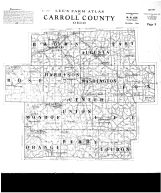 Title Page - Carroll County Map, Carroll County 1915