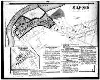 Milford, Edenton, Milford and Edenton Business Directories, Clermont County 1870