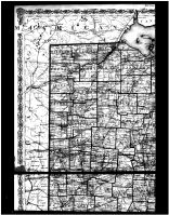 Ohio State Map - Above Left, Clermont County 1870