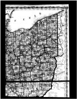 Ohio State Map - Above Right, Clermont County 1870