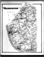 Washington Township, Point Isabel, Moscow, Neville, Clermont County 1870