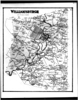 Williamsburg Township, Concord, Hennings Mills, Clover, Clermont County 1870