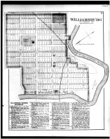 Williamsburg, Clermont County 1891