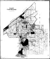 East Cleveland, Collinwood, Collamer, Glenville, Euclid Heights, Cuyahoga County 1892