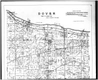 Plate 024 - Dover Township, Dover Center, Eagle Cliff Park - Above, Cuyahoga County 1903