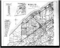 Plate 028 - Euclid Township, Nottingham, Noble, Collingwood, South Euclid - Above, Cuyahoga County 1903