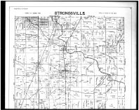 Plate 064 - Strongsville Township, Albion, Strongsville Center - Above, Cuyahoga County 1903