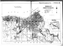 Index Map B, Cuyahoga County 1914 Vol 3