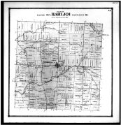 Harlem Township, Centreville P.O., Green P.O., Delaware County 1866