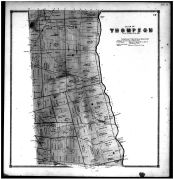 Thompson Township, Delaware County 1866